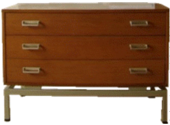 G-Plan Limba Draw Chest 1210