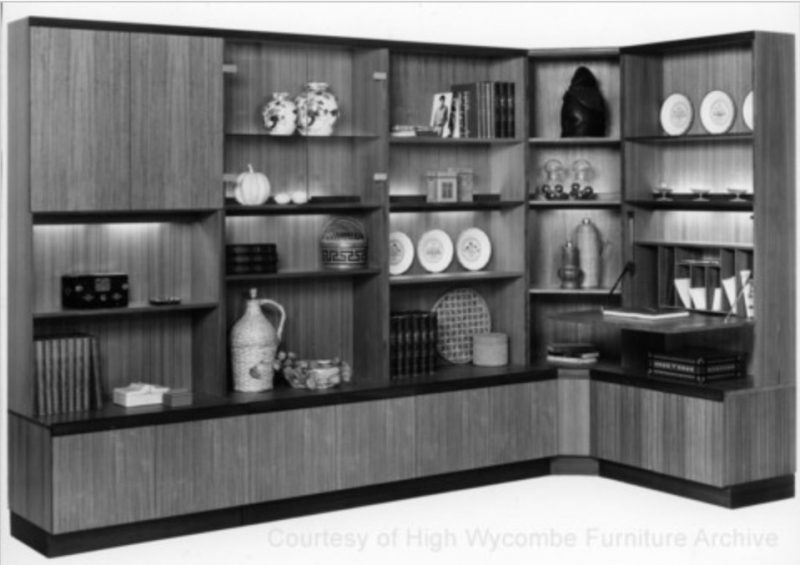 Vintage G Plan Cabinet Furniture Ranges