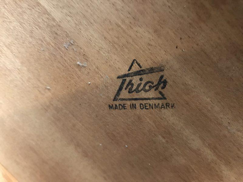 Mid Century Teak Danish Extending Metamorphic Draw Leaf Coffee Table