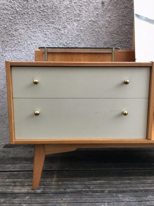 Vintage 1950 S G Plan Dressing Table Mid Century Bedroom