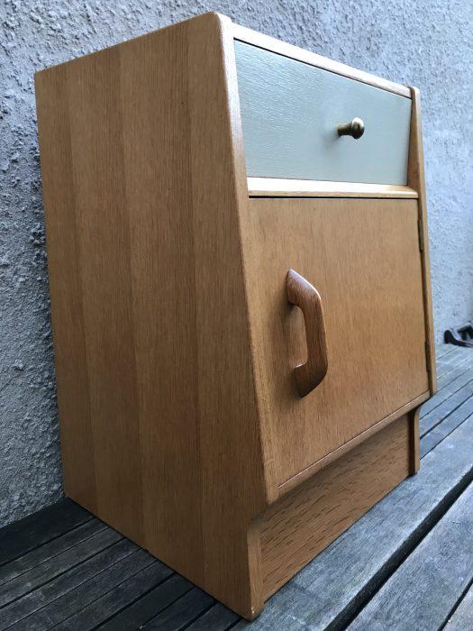 Mid Century Vintage G Plan Bedside Cabinet Table