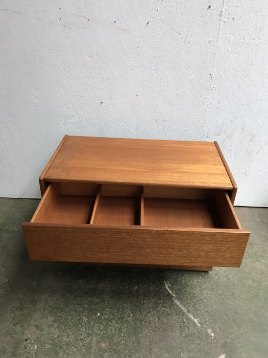 Retro G Plan Style Teak TV / Media / Hifi Unit