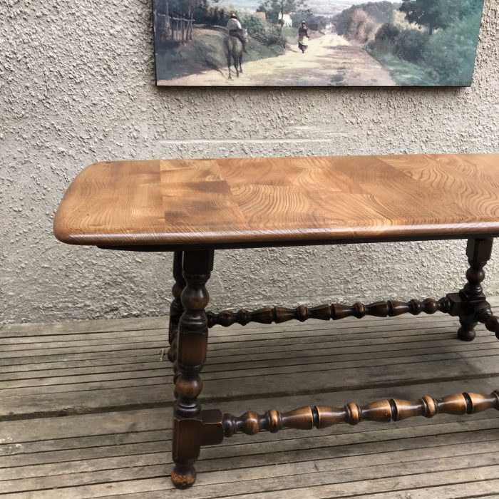 Mid Century ERCOL Old Colonial Coffee Table