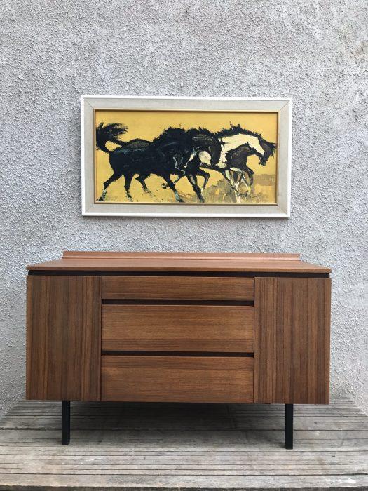 Vintage Mid Century Meredew Sideboard / Cabinet