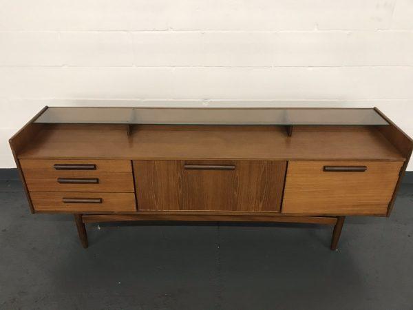 1950s Teak Sideboard / Credenza