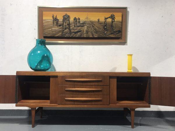 Vintage ELLIOT'S OF NEWBURY (EON) Danish Style Sideboard
