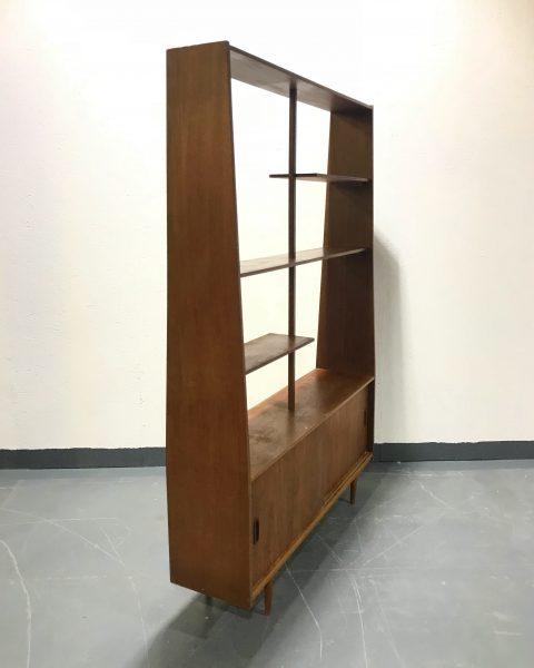 Mid Century Danish Teak Room Divider