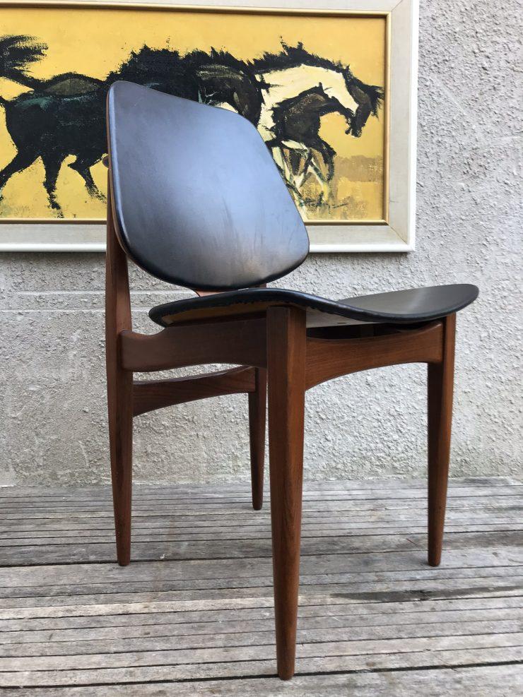 Fabulous 4 X Mid Century Vintage Elliots Of Newbury Eon Teak Pabps2019 Chair Design Images Pabps2019Com