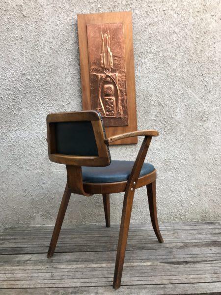 Mid Century Single Stoe Ben Chair Dining Chair
