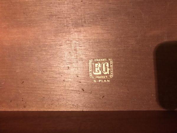Mid Century Vintage G-Plan Brandon Sideboard Display Cocktail Cabinet