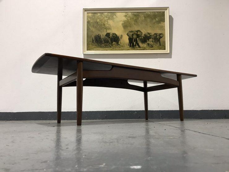 Vintage 1960s G PLAN Teak Coffee Table