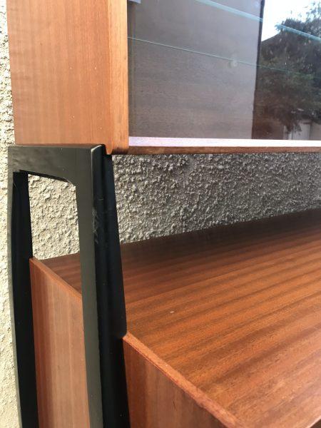 Mid Century NATHAN Teak Highboard / Sideboard / Drinks Cabinet
