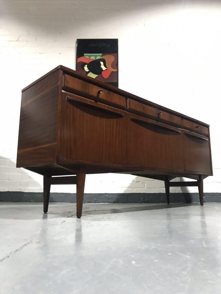 Mid Century Vintage EON Sideboard Credenza c1960 ELLIOT'S OF NEWBURY