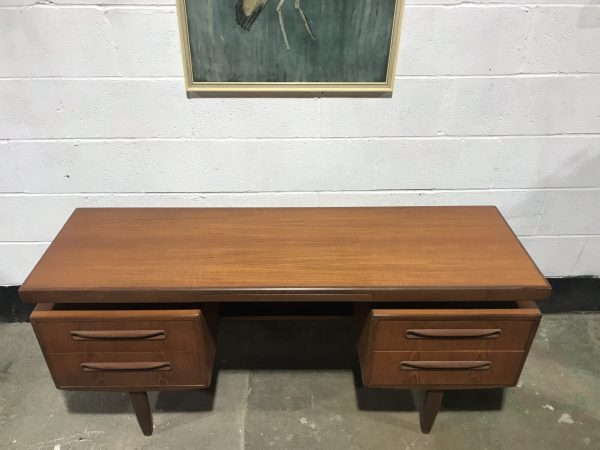 Mid Century G PLAN FRESCO Floating Top Desk / Dressing Table with Mirror