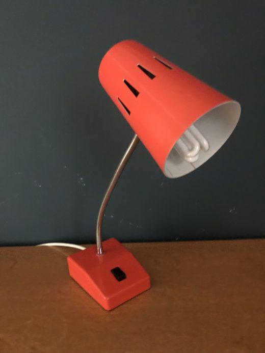 Vintage 1970s PIFCO Model 981 Gooseneck Lamp