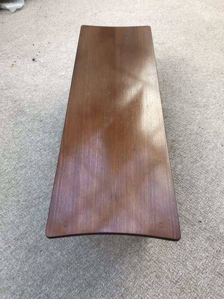 1960s Mid Century Richard Hornby Danish Style Two-Tier Coffee Table
