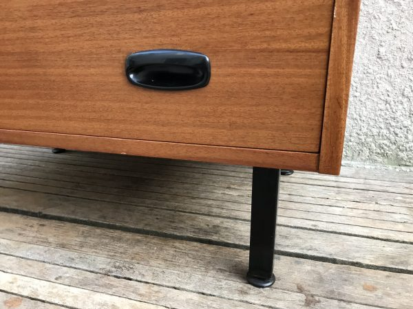 1960s Mid Century Modernist Style Chest Of Drawers