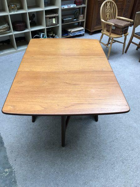 Mid Century Vintage G PLAN Teak Dropleaf / Gate-leg Dining Table