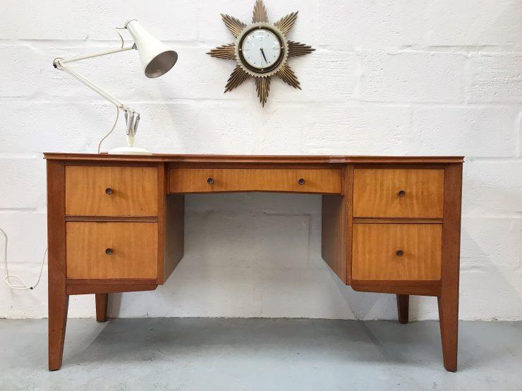 Gordon Russell Dressing Table / Desk Vintage Mid Century Unrestored