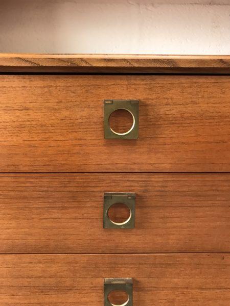 Pair of Vintage Retro G PLAN 'Form Five' Range Wall Units