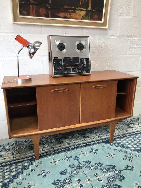 Mid Century Vintage 1960s JENTIQUE Teak Sideboard