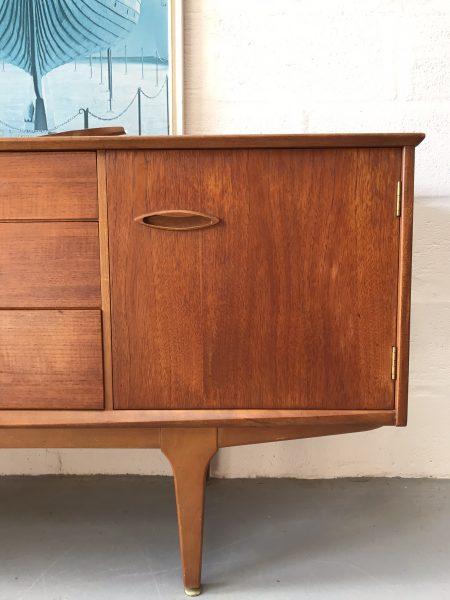 Vintage 1960s JENTIQUE Teak Sideboard