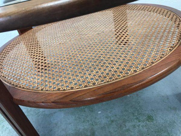 Vintage Retro 1970'S G PLAN Teak Circular Occasional / Coffee Table