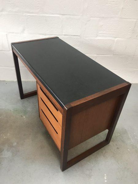 Scandinavian Style Mid Century Teak Writing Desk