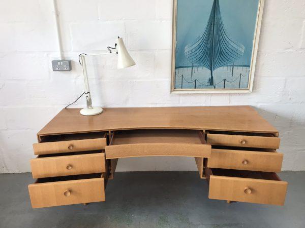 Vintage Meredew Dressing Table / Desk Mid Century