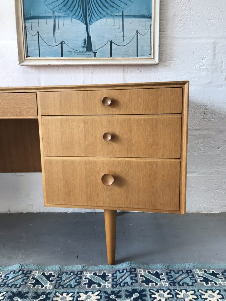 Vintage Meredew Dressing Table / Desk  Mid Century