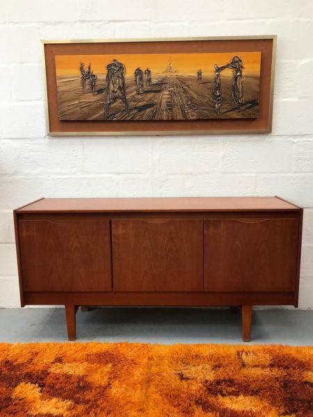 Vintage Mid Century 'Danish' Style Sideboard