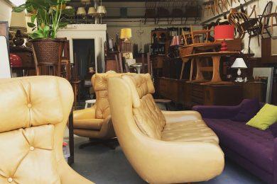 Pavement Vintage New Studio / Workshop in Cardiff!!