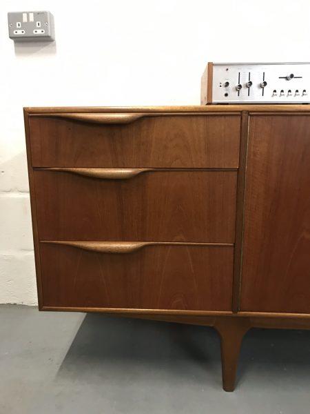 Vintage MCINTOSH Large Teak Sideboard / Credenza