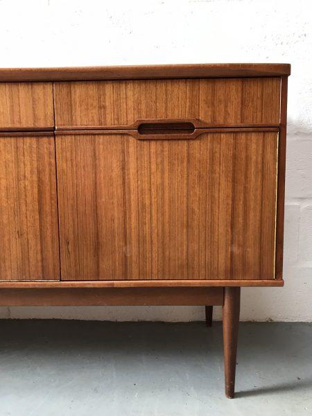 Vintage 1960s Mid Century Austinsuite Sideboard