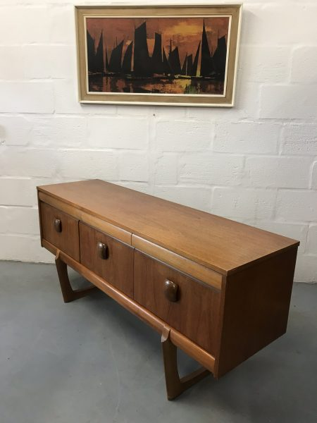 Retro Sideboard / Chest of Drawers Mid Century Vintage