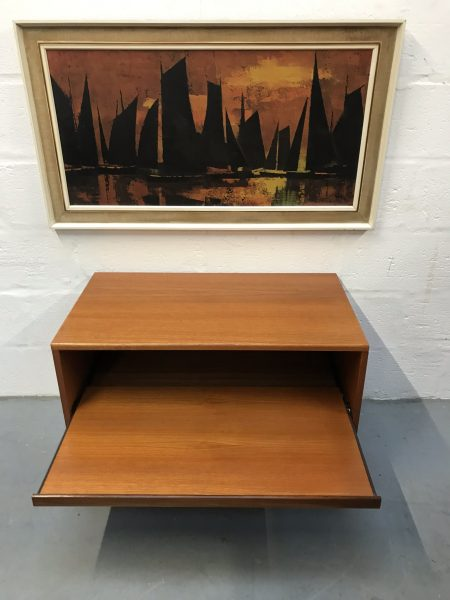 Classic 1970s Retro G PLAN Media / Hifi / TV Unit