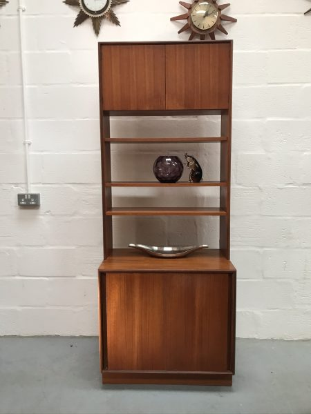 A Trio of Vintage Retro G PLAN 'Form Five' Range Wall Units