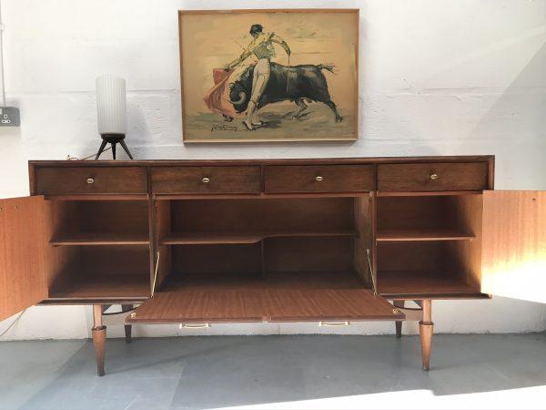 Vintage Mid Century 1960s GREAVES & THOMAS Sideboard