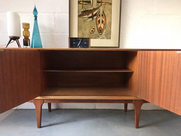 Mid Century 1960s Retro Jentique Long Sideboard