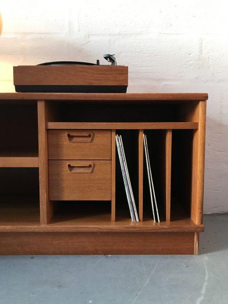 Retro Record / Media Cabinet / TV Stand