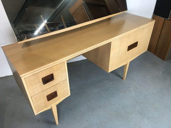 Vintage Dressing Table / Desk Retro Mid Century Danish Scandi Style