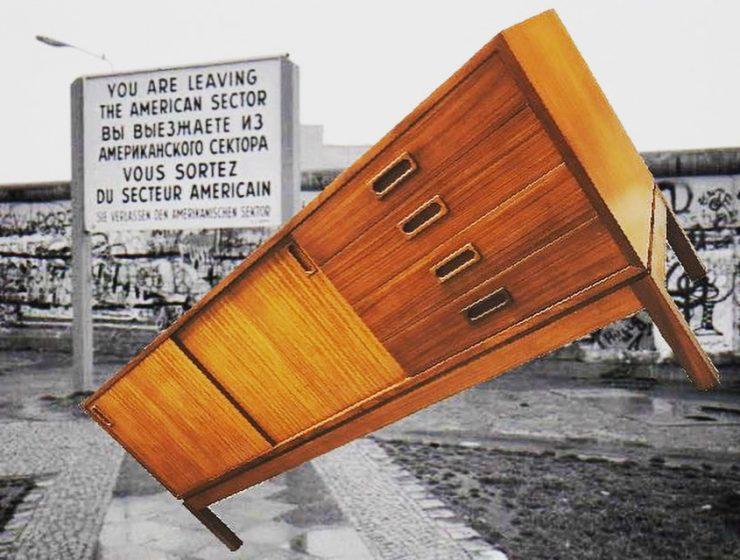 Pavement Vintage: Vintage Retro 1970s Remploy Teak Sideboard
