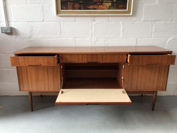 Vintage 1960s Mid Century Austinsuite Sideboard Retro