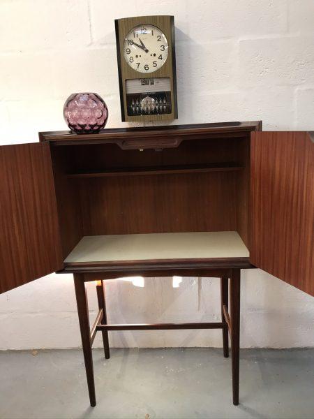 Mid CenturyRichard Hornby Drinks Cabinet / Vintage Home Bar