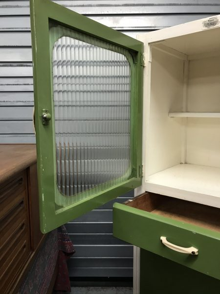 1950s Original Vintage Super Pantrix Kitchen Cupboard