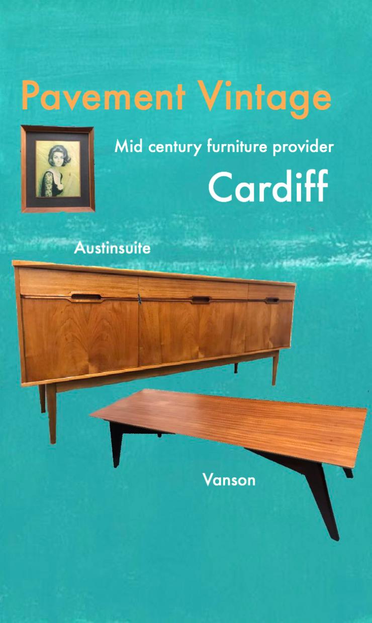 Pavement Vintage: Cardiff