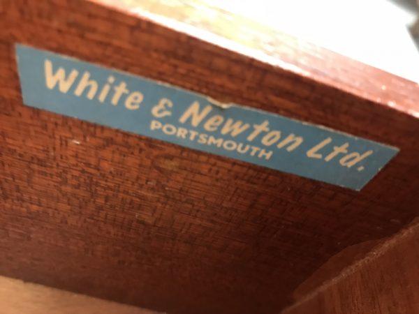 1960s Mid Century White & Newton Teak Sideboard 'Westbourne'