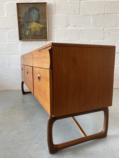 Mid Century Dressing Chest / Sideboard Danish Style