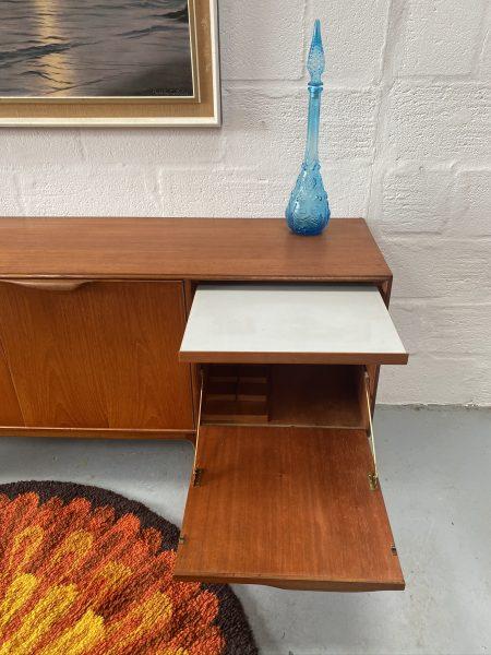 Mid Century Vintage 1960s MCINTOSH 'Dunvegan' Sideboard / Credenza
