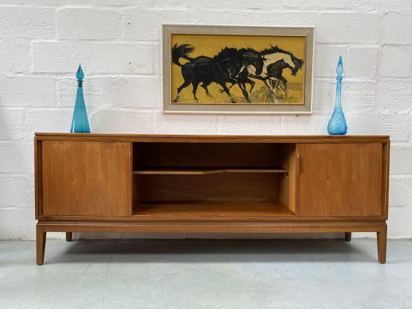1960s Vintage GREAVES & THOMAS Teak Sideboard / Credenza